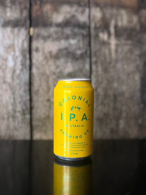 Colonial Brewing Co. IPA Cans 375 mL