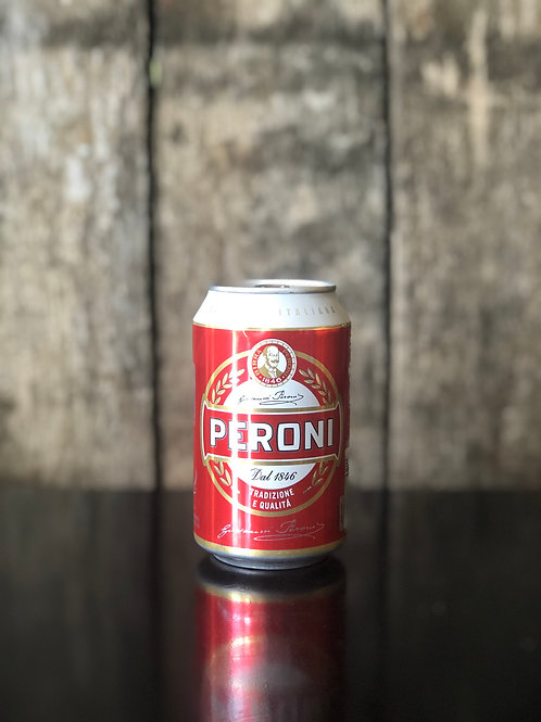 Peroni Red Beer Cans 330mL