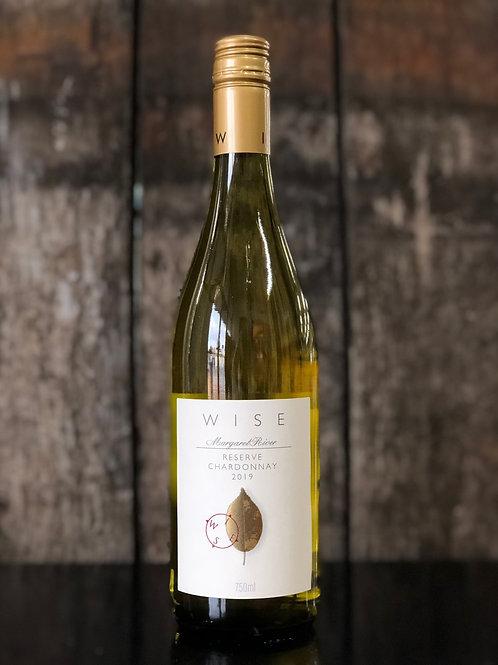 Wise Vineyards Reserve Chardonnay - Margaret River, 2019 750mL