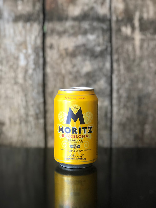 Moritz Lager Cans 330 mL