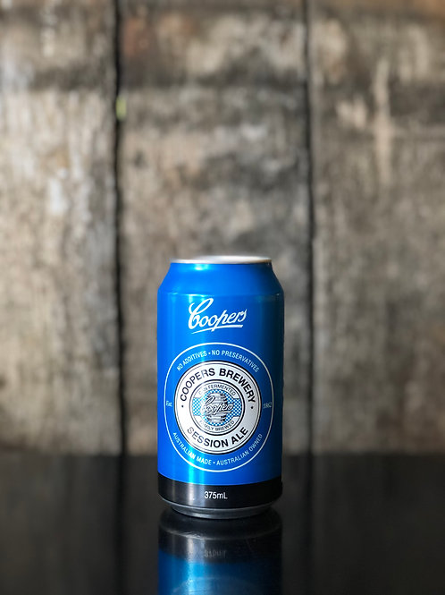 Coopers Session Ale Cans 375mL