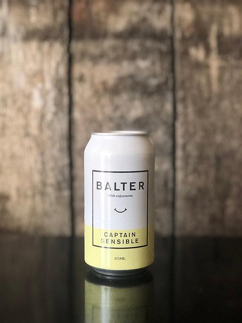 Balter Captain Sensible Cans 375mL