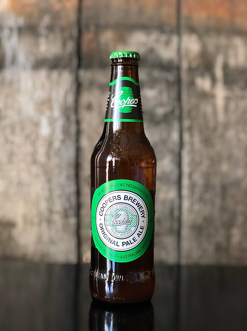 Coopers Original Pale Ale Bottles 375 mL