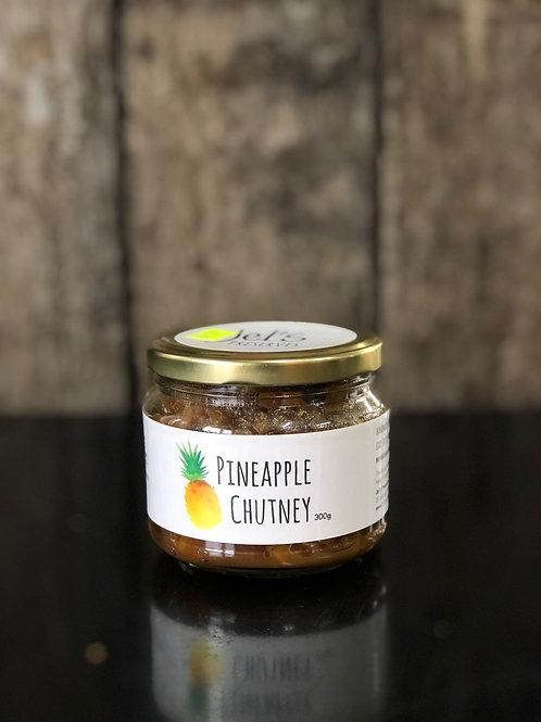 Jel's Preserves Pineapple Chutney 300g