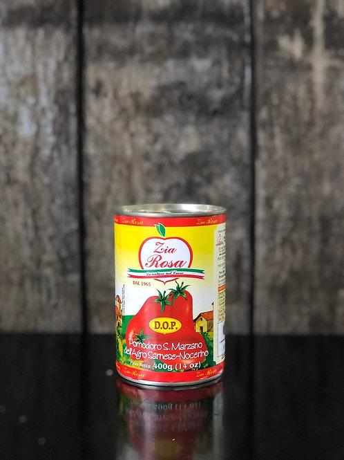 Zia Rosa San Marzano Dop Peeled Tomatoes 400g