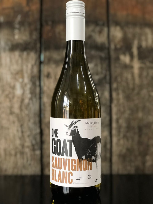 Michael Unwin One Goat Sauvignon Blanc 750mL