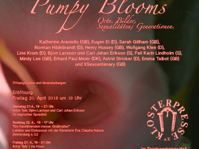 RUMPY BEES & PUMPY BLOOMS