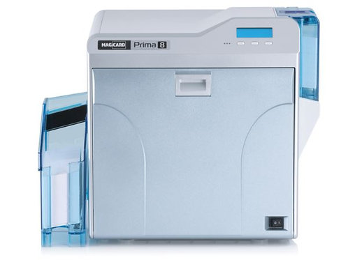 Magicard Prima 802 Retransfer ID Card Printer - Dual Sided