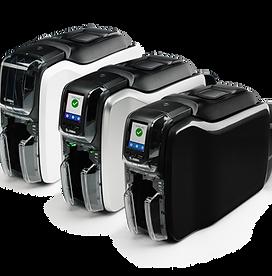 Zebra entry level ID card printers