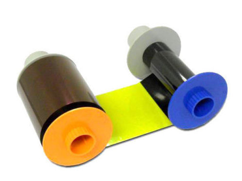 HID Fargo YMCKK Colour Ribbon (84512) - 500 Prints