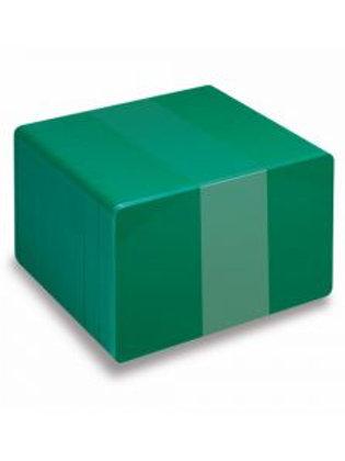 Blank Light Green Printable PVC Cards - Pack of 100 (LGREENPVC760)