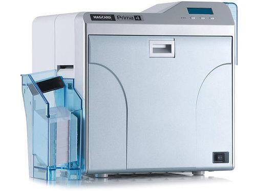 Magicard Prima 402 Retransfer Plastic ID Card Printer - Dual Sided