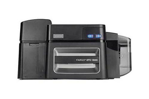 HID FARGO DTC1500 ID Card Printer