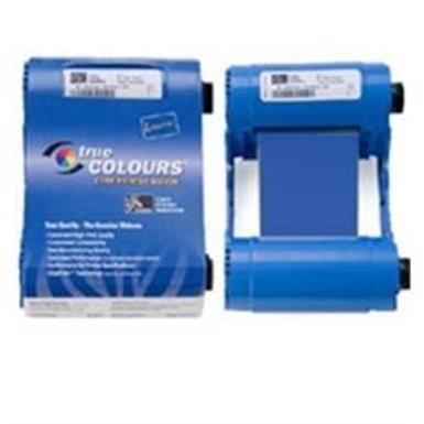Zebra Blue Monochrome 800017-204 True Colours® i Series™ Print Ribbons