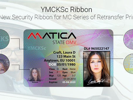 Matica launches brand new security ribbon
