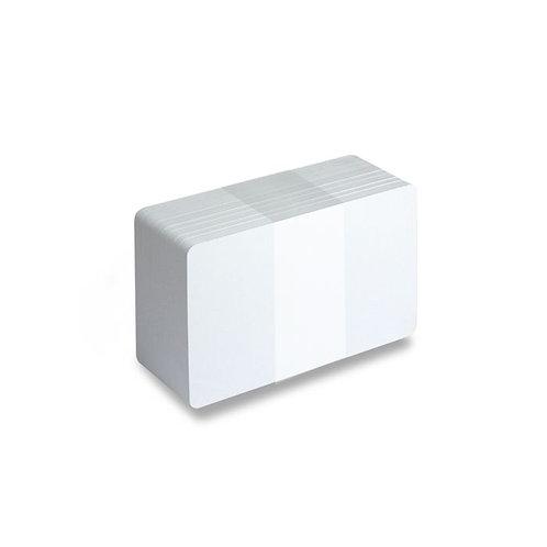 Blank White Printable PVC Cards - Pack of 100 (WHITEPVC250)