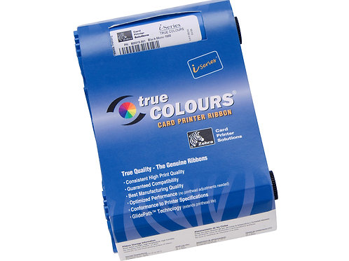 Zebra YMCKOK 800017-248 True Colours® i Series™ Print Ribbons