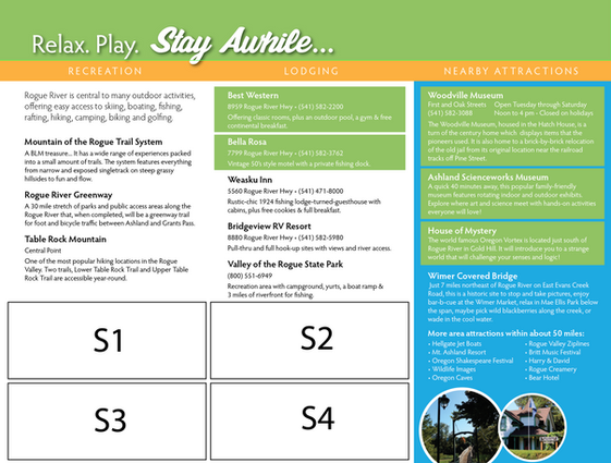 Stay & Play Ad Spaces