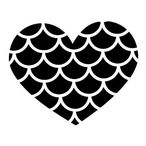 Mermaid Heart