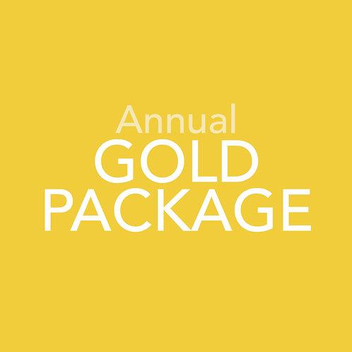 Gold Package Membership