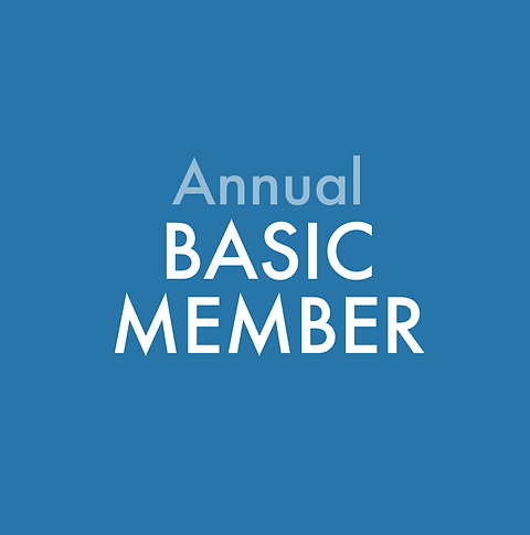 Annual Basic Membership