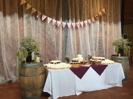 Cultural Center Wedding Reception