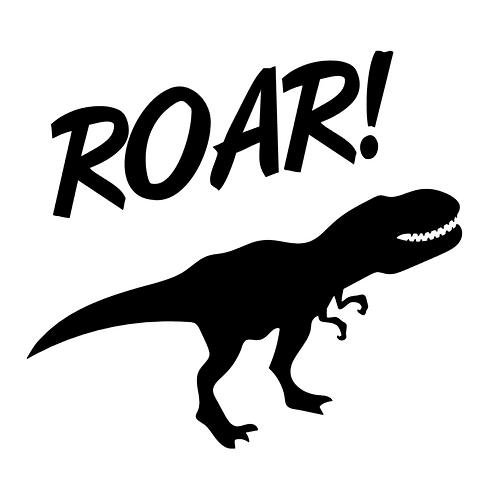 Roar!