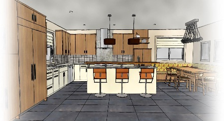 Kitchen concept design