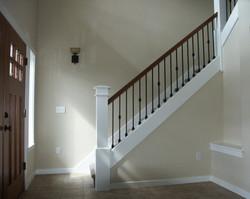 Iron Handrail