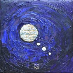 Jupiter' moons