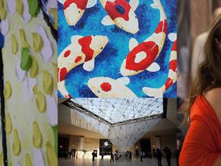 Exhibition in Carrousel du Louver Paris