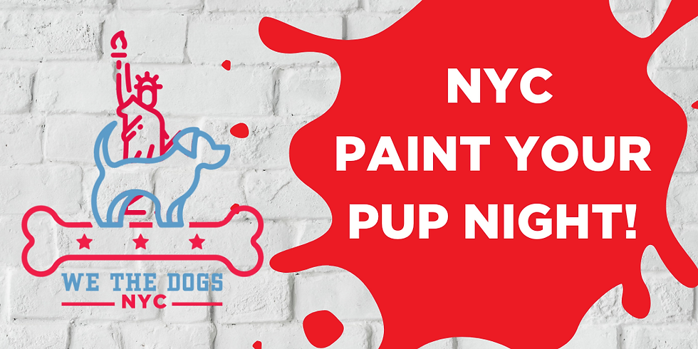 Paint Your Pet NYC