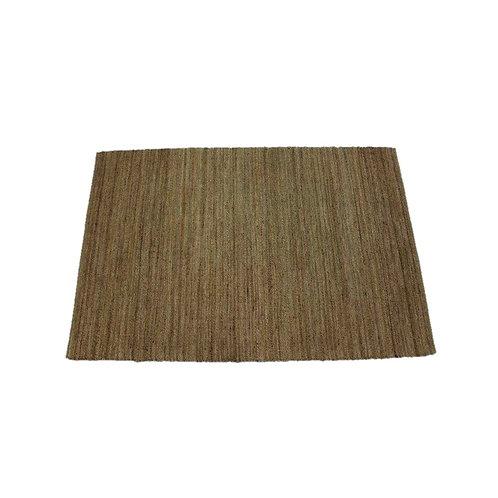 שטיח חבלים טבעי קנבס ענק