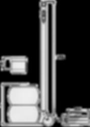 Recogedor de aceites vehiculos