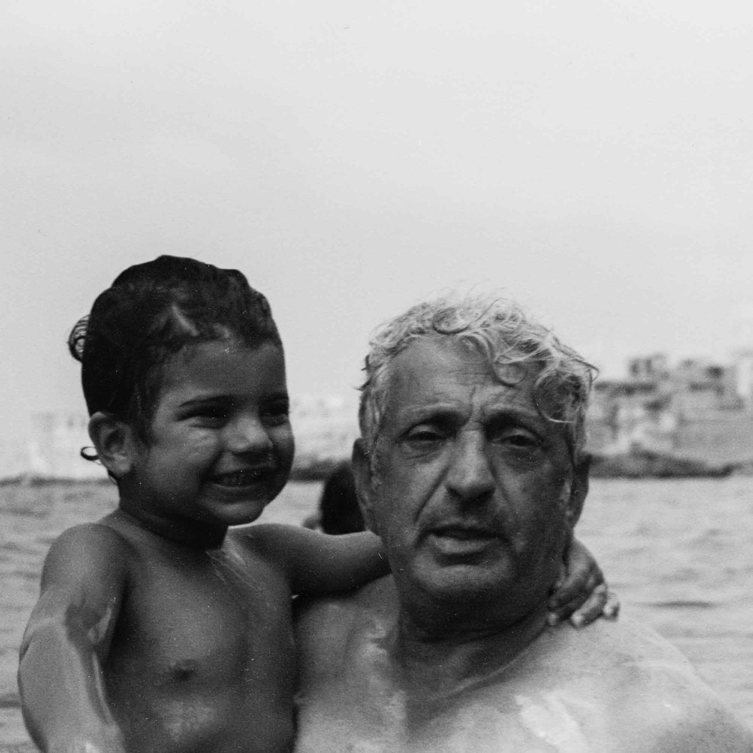 88_Jeddo et son petit-fils_Chekka_1980.j