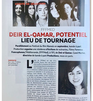 FFFMed_Magazine Le Mensuel_Juillet 2018.