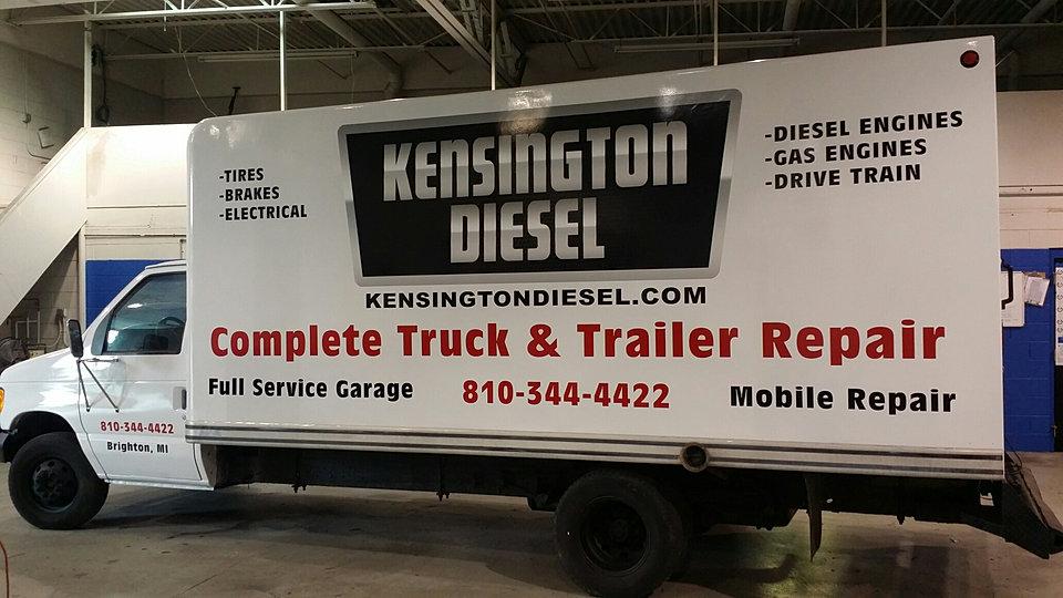 kensington diesel truck repair and mobile truck repair services kensington diesel mobile repair