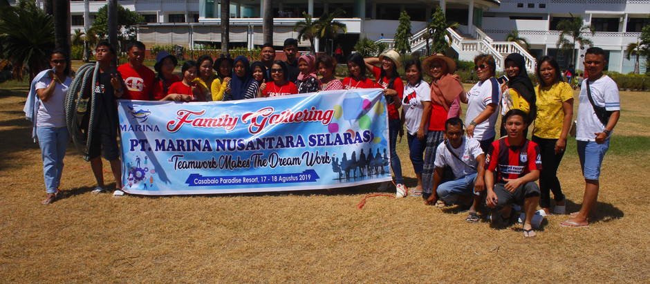 Family Gathering PT Marina