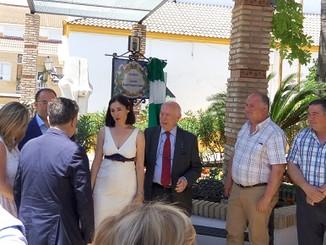 El CEN estuvo presente en el Homenaje a Juan Rafael Vázquez Lesmes, cronista de San Sebastián de los