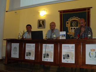 Conferencia de Emilio Navarro sobre las fortificaciones de la Sierra del Tardón