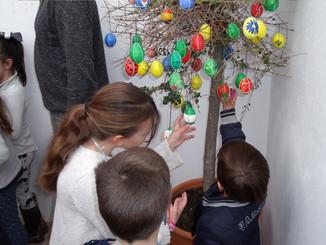 El CEN colabora en la Fiesta Colonial de los Huevos Pintados de La Carlota