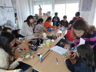 """El CEN colabora en una sesión sobre """"Los Pintahuevos"""" dentro del Proyecto Profundiza sobre las Nueva"""
