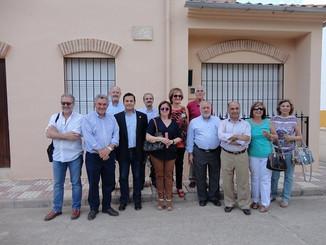 El CEN colabora en la organización del IV Encuentro de la Asociación Provincial de Cronistas de Jaén