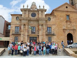 El CEN colabora con la Asociación de Amigos del Ecomuseo de La Carlota y las Nuevas Poblaciones Caro
