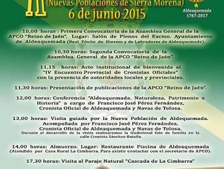 El CEN colabora con IV Encuentro de Cronistas Oficiales de la provincia de Jaén