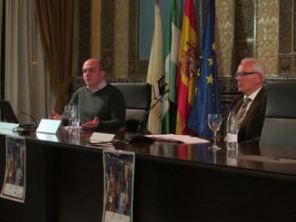 Adolfo Hamer pronuncia una conferencia sobre mujer y familia en las Nuevas Poblaciones