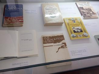 La exposición del CEN sobre la colonización en la literatura está teniendo muy buena acogida