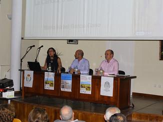 Conferencia sobre la agricultura en las Nuevas Poblaciones
