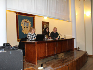 Teresa Castellano pronuncia en La Carlota una conferencia sobre Fernando de Quintanilla