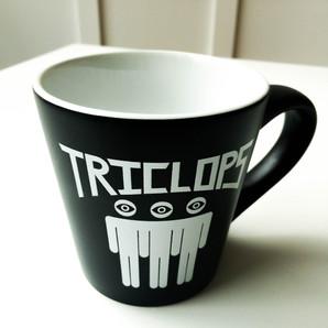 Triclops Mug